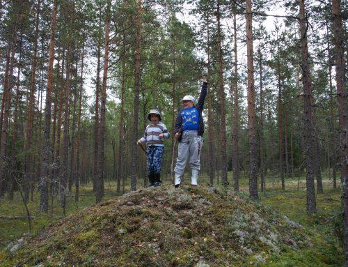 Lasten luontosynttärit