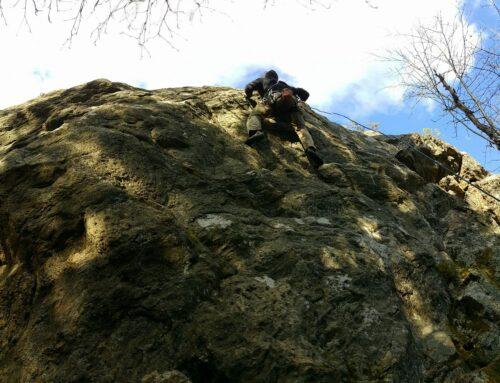 Kalliokiipeily, Turku